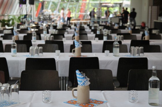 Oktoberfest berlin Location EventKantine